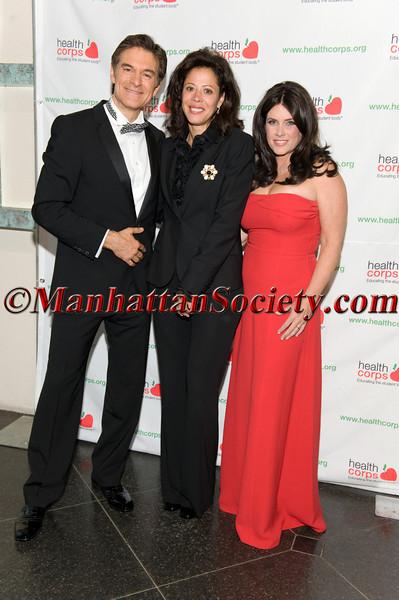 Dr  Oz, Michelle Paige Paterson, Lisa Oz