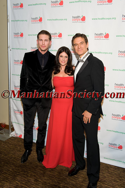 Adam Senn, Lisa Oz, Dr. Mehmet Oz