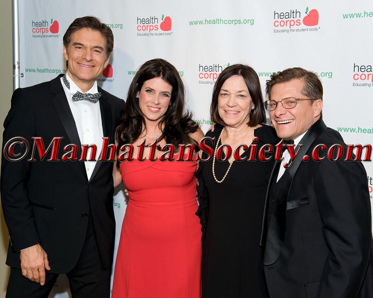 Dr  Mehmet Oz, Lisa Oz, Nancy Roizen, Dr  Michael Roizen