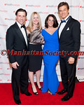 Mr & Mrs Jordan Davis, Lisa Oz,  Dr Oz