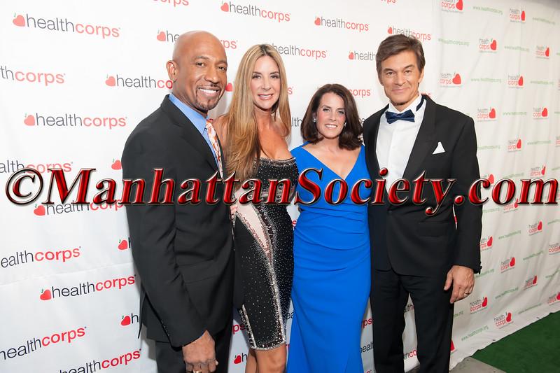 Montel Williams, Tara Fowler, Lisa Oz, Dr  Oz