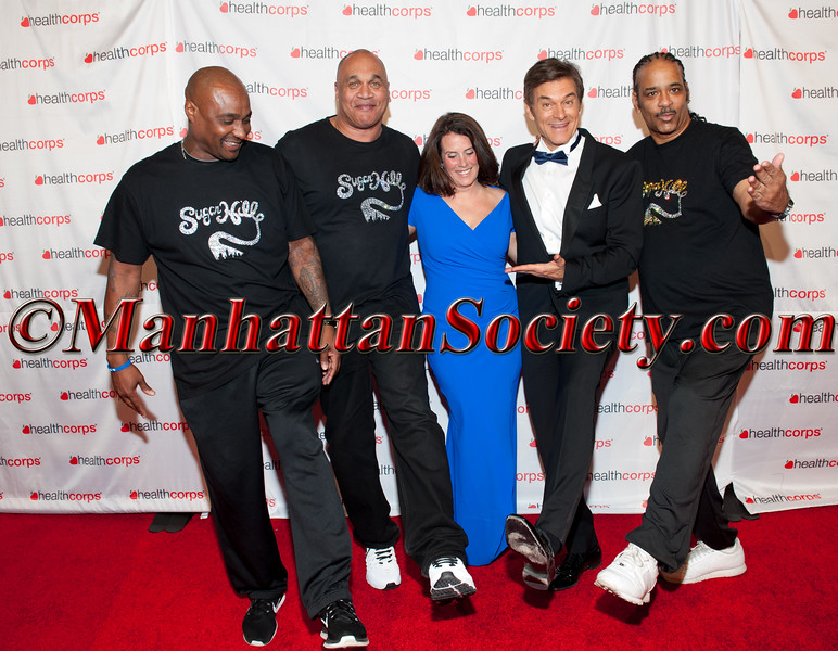 The Sugar Hill Gang, Lisa Oz, Dr  Oz
