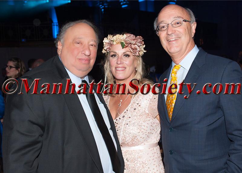 Catsimatidis, Bouchard & Benjamin Lewis attend HealthCorps Perennial Garden Gala 2015 @ Cipriani Wall Street, New York City