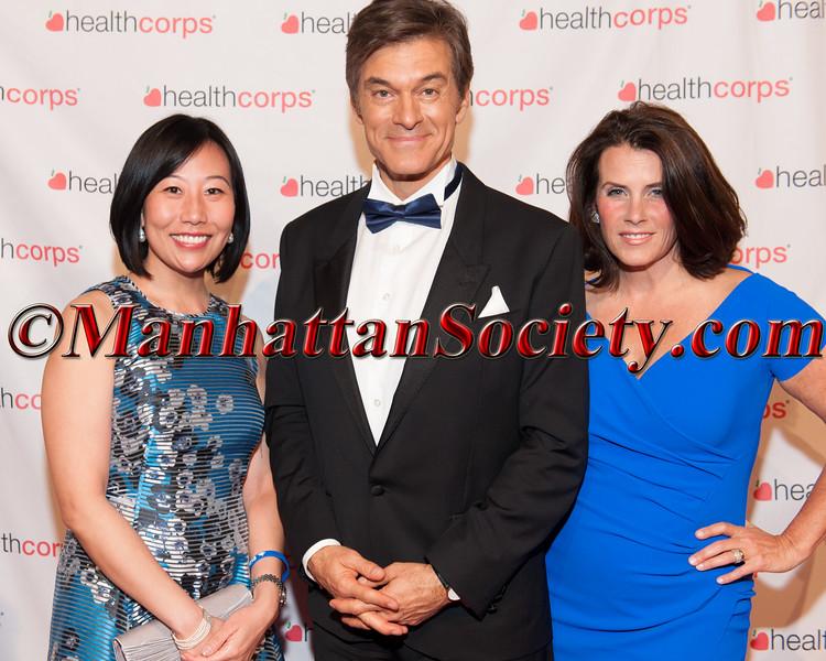 Julie Cho, Dr  Oz, Lisa Oz