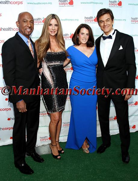 Montel Williams, Tara Fowler, Lisa Oz and Dr. Mehmet Oz