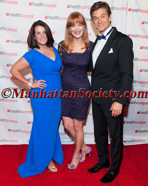 Lisa Oz, Gracie Cavnar, Dr  Oz