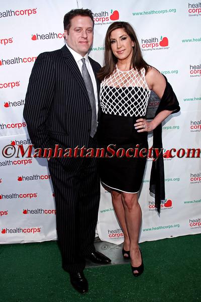 Chris Laurita and Jacqueline Laurita