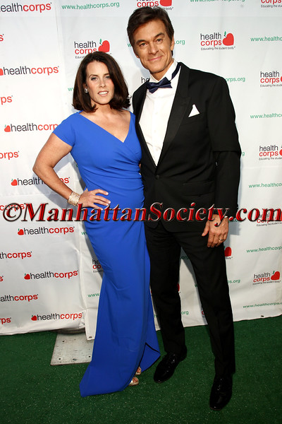 Lisa Oz and Dr. Mehmet Oz