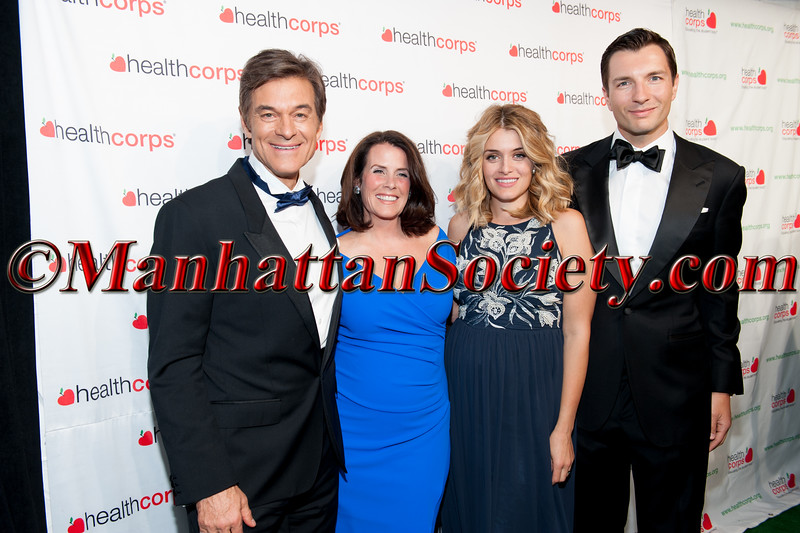 Dr  Oz, Lisa Oz, Daphne Oz, John Jovanovic