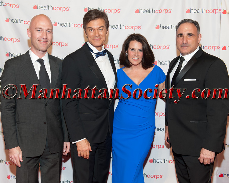 Mickey Beyer Clausen, Dr Oz, Lisa Oz, Ernest Lupiacci