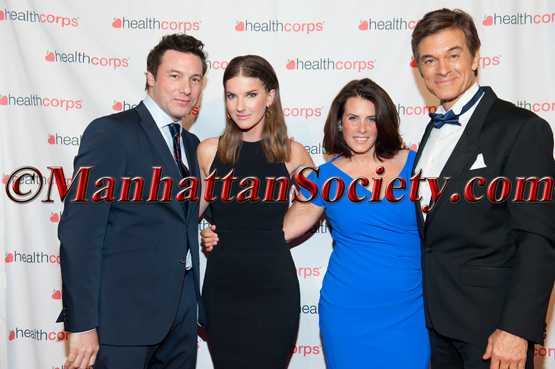 Rocco Dispirito,  Nicola Mar, Lisa Oz, Dr  Oz