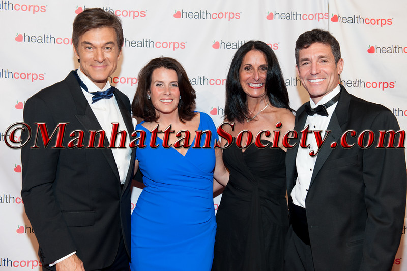 Dr Oz, Lisa Oz, Catherine Katz , Dr David Katz