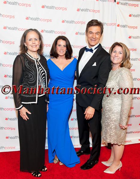 Judy Parker, Lisa Oz, Dr Oz, ?