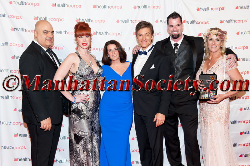 Guests, Lisa Oz,  Dr Oz, Kenneth Hamill, Michelle Bouchard