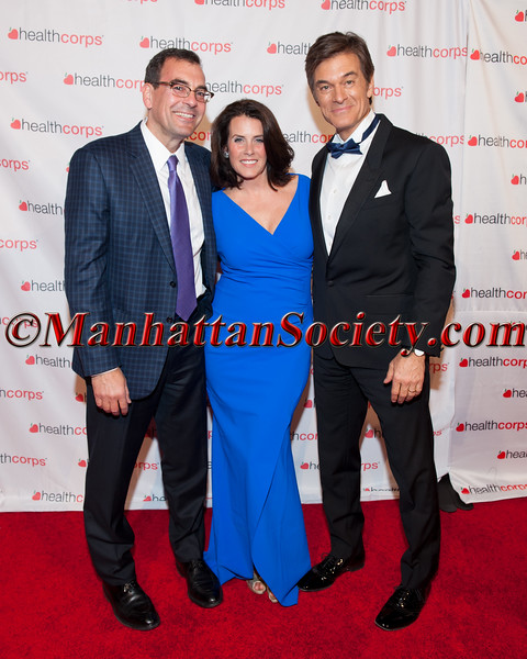 Michael Young, Lisa Oz, Dr  Oz