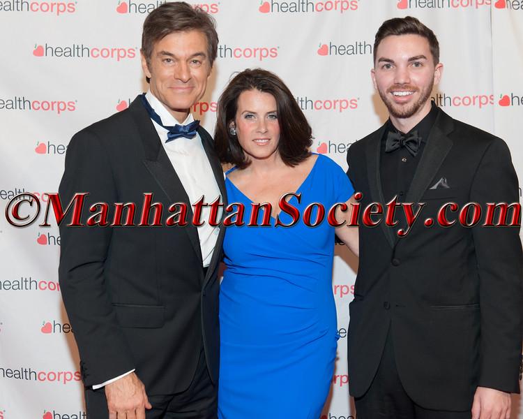 Dr  Oz, Lisa Oz, Gaston Kearby