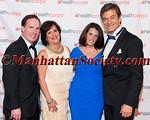 Michael MacDonald,  Mary Ann Kelly MacDonald, Lisa Oz, Dr  Oz
