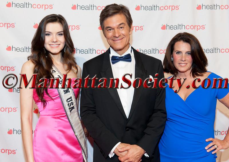 K  Lee Graham, Dr Oz, Lisa Oz