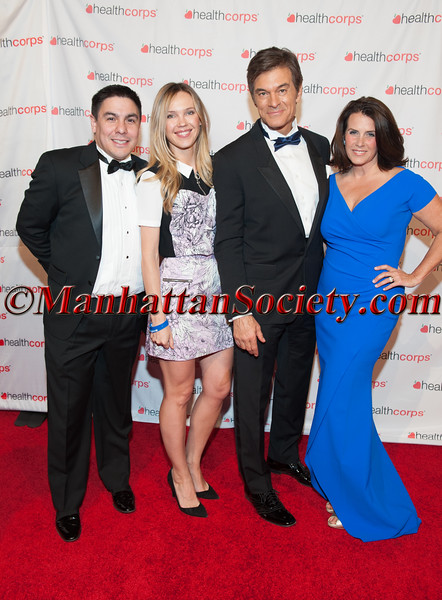 Mr & Mrs Ryan Morfin, Dr  Oz, Lisa Oz
