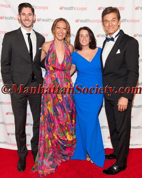 Dean Stattmann, Candice Kumai, Lisa Oz, Dr  Oz