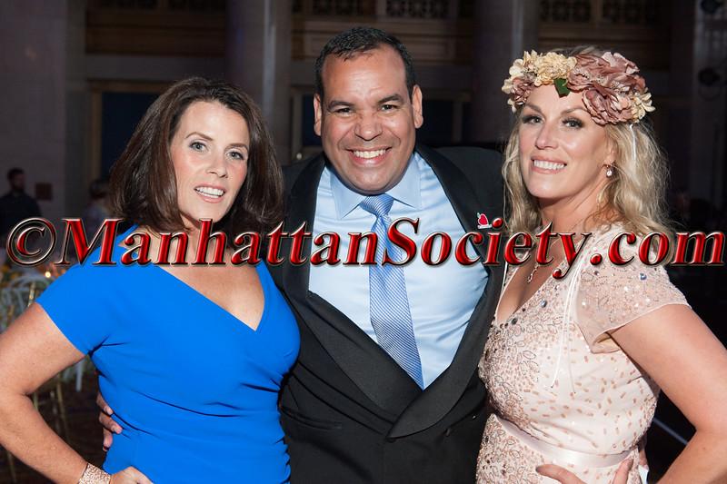 Lisa Oz, Juan Brea, Michelle Bouchard