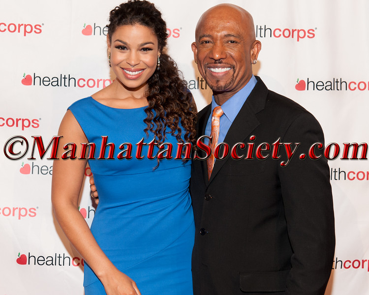 Montel Williams,  Jordin Sparks,