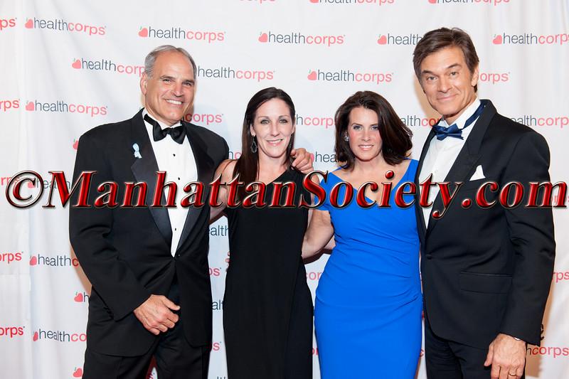 Dr  & Mrs Gass , Lisa Oz, Dr Oz