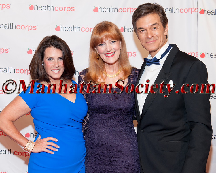 Lisa  Oz, Gracie Cavnar, Dr Oz