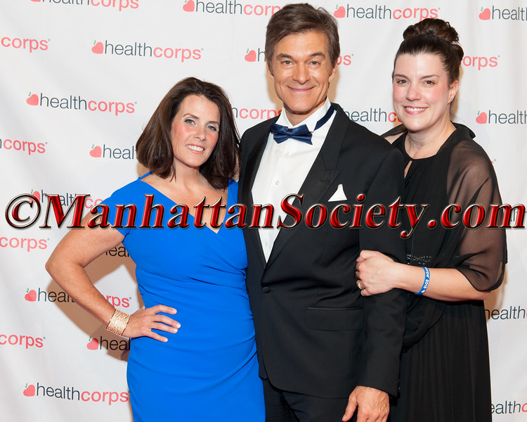 Lisa Oz, Dr  Oz, Sharon Siniscalco