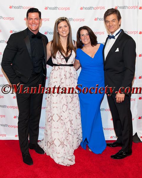 Steve Weatherford, Guest, Lisa Oz, Dr Oz