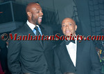 """Alonzo Mourning, Russell Simmons attends HEALTHCORPS' Fifth Annual Gala """"Fresh From The Garden"""" on Wednesday, April 13, 2011 at Intrepid Sea, Air & Space Museum, Pier 86 at 46th Street & 12th Avenue, New York, NY  PHOTO CREDIT: Copyright ©Manhattan Society.com 2011"""