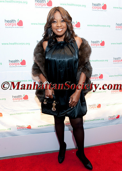"""Star Jones attends HEALTHCORPS' Fifth Annual Gala """"Fresh From The Garden"""" on Wednesday, April 13, 2011 at Intrepid Sea, Air & Space Museum, Pier 86 at 46th Street & 12th Avenue, New York, NY  PHOTO CREDIT: Copyright ©Manhattan Society.com 2011"""