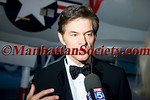 "Dr. Mehmet Oz attends HEALTHCORPS' Fifth Annual Gala ""Fresh From The Garden"" on Wednesday, April 13, 2011 at Intrepid Sea, Air & Space Museum, Pier 86 at 46th Street & 12th Avenue, New York, NY  PHOTO CREDIT: Copyright ©Manhattan Society.com 2011"