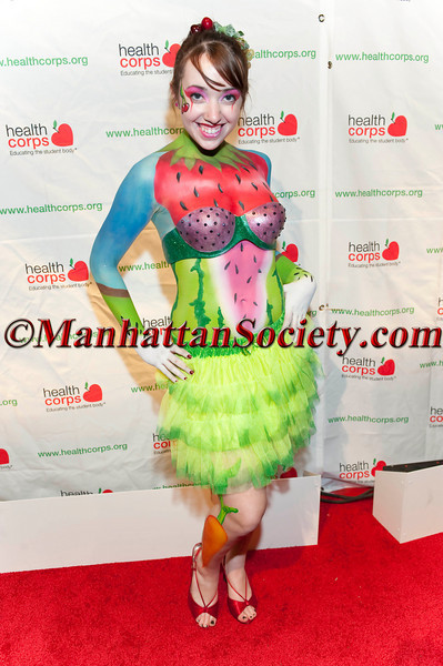 "Lauren-Rae Chismar attends HEALTHCORPS' Fifth Annual Gala ""Fresh From The Garden"" on Wednesday, April 13, 2011 at Intrepid Sea, Air & Space Museum, Pier 86 at 46th Street & 12th Avenue, New York, NY  PHOTO CREDIT: Copyright ©Manhattan Society.com 2011"