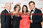"""Tibor Hollo, Sheila Hollo, Lisa Oz, Dr. Mehmet Oz attend HEALTHCORPS' Fifth Annual Gala """"Fresh From The Garden"""" on Wednesday, April 13, 2011 at Intrepid Sea, Air & Space Museum, Pier 86 at 46th Street & 12th Avenue, New York, NY  PHOTO CREDIT: Copyright ©Manhattan Society.com 2011"""