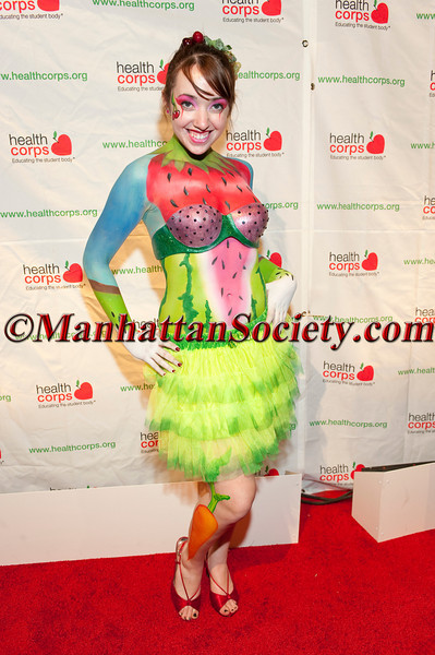 """Lauren-Rae Chismar attends HEALTHCORPS' Fifth Annual Gala """"Fresh From The Garden"""" on Wednesday, April 13, 2011 at Intrepid Sea, Air & Space Museum, Pier 86 at 46th Street & 12th Avenue, New York, NY  PHOTO CREDIT: Copyright ©Manhattan Society.com 2011"""