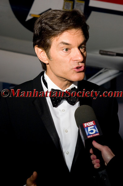 """Dr. Mehmet Oz attends HEALTHCORPS' Fifth Annual Gala """"Fresh From The Garden"""" on Wednesday, April 13, 2011 at Intrepid Sea, Air & Space Museum, Pier 86 at 46th Street & 12th Avenue, New York, NY  PHOTO CREDIT: Copyright ©Manhattan Society.com 2011 1"""