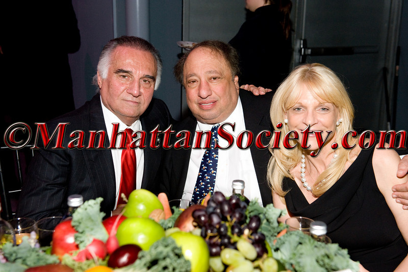 "Tony Lo Bianco, John Catsimatidis, Margo Catsimatidis attend HEALTHCORPS' Fifth Annual Gala ""Fresh From The Garden"" on Wednesday, April 13, 2011 at Intrepid Sea, Air & Space Museum, Pier 86 at 46th Street & 12th Avenue, New York, NY  PHOTO CREDIT: Copyright ©Manhattan Society.com 2011"