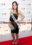 """Miss Universe, Ximena Navarrete attend HEALTHCORPS' Fifth Annual Gala """"Fresh From The Garden"""" on Wednesday, April 13, 2011 at Intrepid Sea, Air & Space Museum, Pier 86 at 46th Street & 12th Avenue, New York, NY  PHOTO CREDIT: Copyright ©Manhattan Society.com 2011"""
