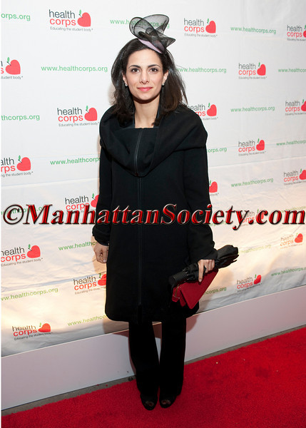 """Satya TWena attends HEALTHCORPS' Fifth Annual Gala """"Fresh From The Garden"""" on Wednesday, April 13, 2011 at Intrepid Sea, Air & Space Museum, Pier 86 at 46th Street & 12th Avenue, New York, NY  PHOTO CREDIT: Copyright ©Manhattan Society.com 2011"""