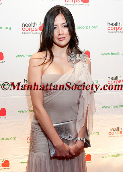 "Maria LaRosa attends HEALTHCORPS' Fifth Annual Gala ""Fresh From The Garden"" on Wednesday, April 13, 2011 at Intrepid Sea, Air & Space Museum, Pier 86 at 46th Street & 12th Avenue, New York, NY  PHOTO CREDIT: Copyright ©Manhattan Society.com 2011"
