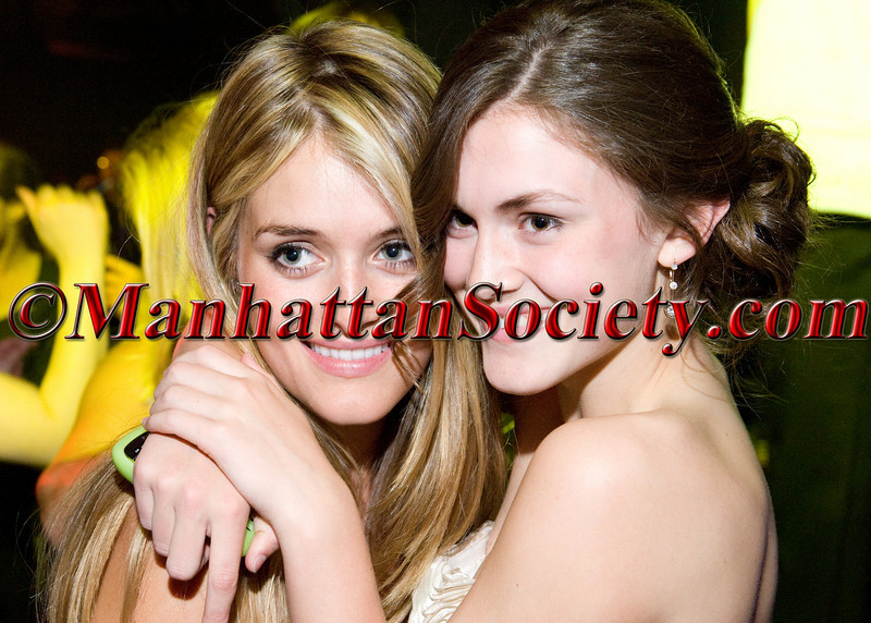 """Daphne Oz, Zoe Oz attend HEALTHCORPS' Fifth Annual Gala """"Fresh From The Garden"""" on Wednesday, April 13, 2011 at Intrepid Sea, Air & Space Museum, Pier 86 at 46th Street & 12th Avenue, New York, NY  PHOTO CREDIT: Copyright ©Manhattan Society.com 2011"""
