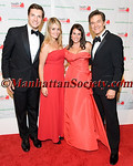 "John Jovanovic, Daffney Oz, Lisa Oz, Dr. Oz HEALTHCORPS' Fifth Annual Gala ""Fresh From The Garden"" on Wednesday, April 13, 2011 at Intrepid Sea, Air & Space Museum, Pier 86 at 46th Street & 12th Avenue, New York, NY  PHOTO CREDIT: Copyright ©Manhattan Society.com 2011"
