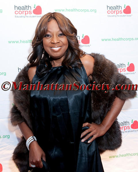 "Star Jones attends HEALTHCORPS' Fifth Annual Gala ""Fresh From The Garden"" on Wednesday, April 13, 2011 at Intrepid Sea, Air & Space Museum, Pier 86 at 46th Street & 12th Avenue, New York, NY  PHOTO CREDIT: Copyright ©Manhattan Society.com 2011"