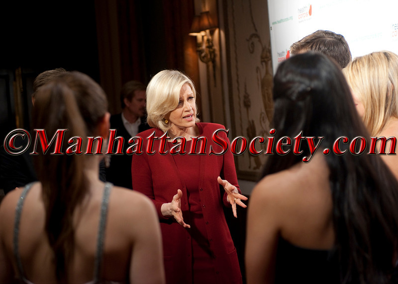 DSC_7451 Diane Sawyer Candid with Oz Family