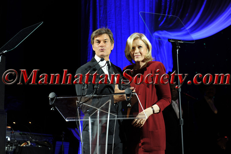 Dr  Oz, Honoree Diane Sawyer
