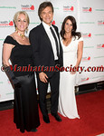 "New York –April 18: Michelle Bouchard, Dr. Oz, Lisa Oz attend HEALTHCORPS' Sixth Annual Gala ""Garden of Angels"" at the Waldorf Astoria Hotel on Wednesday, April 18, 2012 in New York City.  PHOTO CREDIT: © 2012 Manhattan Society.com by Gregory Partanio"