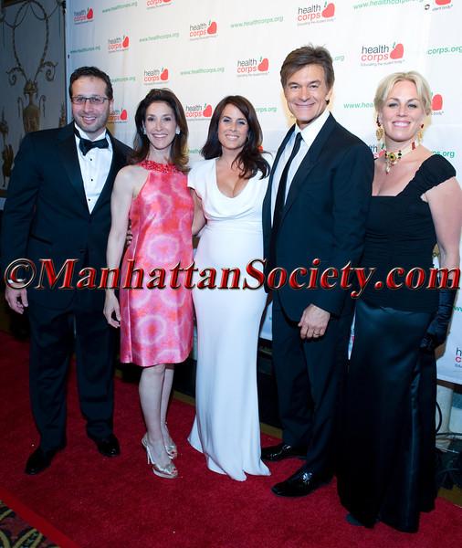Alex Markowitz, Jill Posnick, Lisa Oz, Dr  Oz, Michelle Bouchard