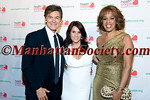 "New York –April 18: Dr. Oz, Lisa Oz, Gayle King attend HEALTHCORPS' Sixth Annual Gala ""Garden of Angels"" at the Waldorf Astoria Hotel on Wednesday, April 18, 2012 in New York City.  PHOTO CREDIT: © 2012 Manhattan Society.com by Gregory Partanio"