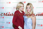 "New York –April 18: Diana Sawyer, Daphne Oz attend HEALTHCORPS' Sixth Annual Gala ""Garden of Angels"" at the Waldorf Astoria Hotel on Wednesday, April 18, 2012 in New York City.  PHOTO CREDIT: © 2012 Manhattan Society.com by Gregory Partanio"